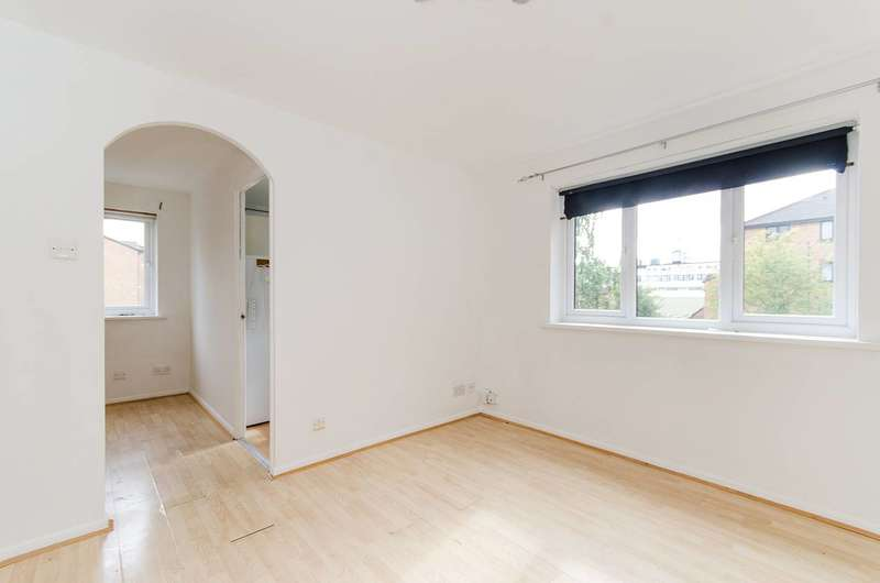 Studio Flat for sale in Pempath Place, Wembley, HA9
