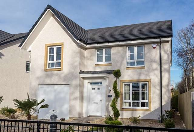 4 Bedrooms Detached House for sale in Stylish 4 Bedroom Detached House