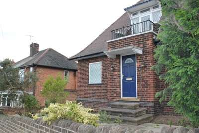 3 Bedrooms Detached House for rent in Porchester Road, NG3 6LE