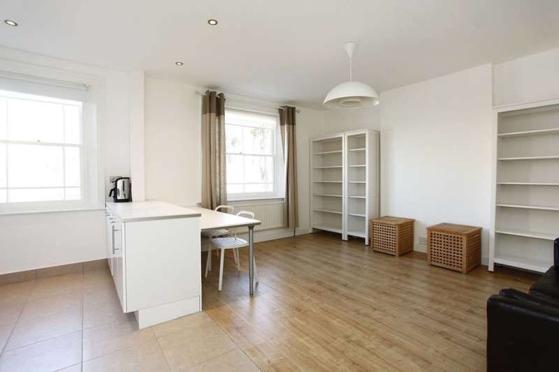 1 Bedroom Flat for sale in Chichester Road, Kilburn, NW6