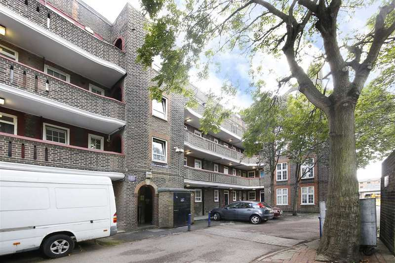 2 Bedrooms Apartment Flat for sale in Hazelwood House, Evelyn Street, Deptford