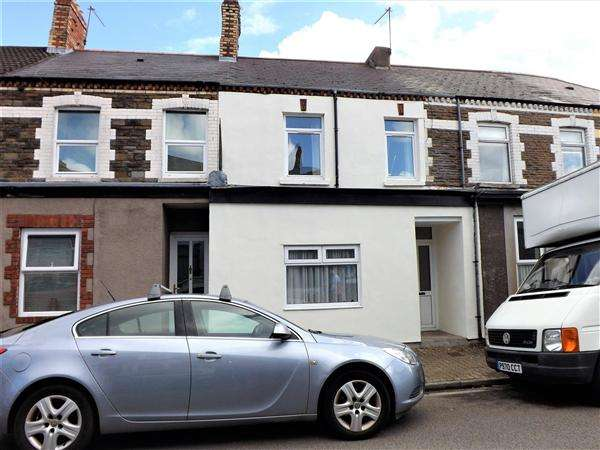 3 Bedrooms Terraced House for sale in Carlisle Street, Cardiff