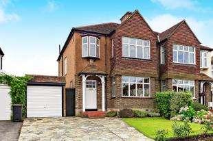 3 Bedrooms Semi Detached House for sale in Eldon Avenue, Shirley, Croydon, Surrey