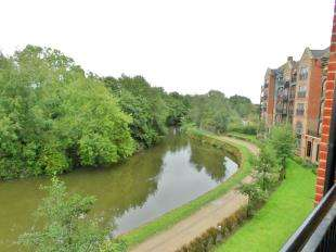 2 Bedrooms Flat for sale in Waterway House, Medway Wharf Road, Tonbridge