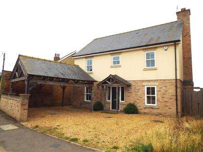 5 Bedrooms Detached House for sale in Haddenham, Ely, Cambridgeshire