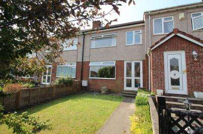 3 Bedrooms Terraced House for sale in Runnymeade, Kingswood, Bristol