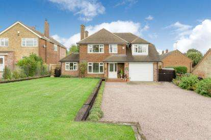 4 Bedrooms Detached House for sale in Clophill Road, Gravenhurst, Bedford, Bedfordshire