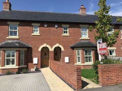 3 Bedrooms Terraced House for sale in Paddock Close, Castlethorpe, Milton Keynes, Buckinghamshire