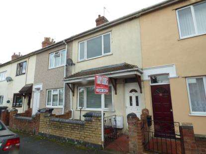 2 Bedrooms Terraced House for sale in Montagu Street, Swindon, Wiltshire