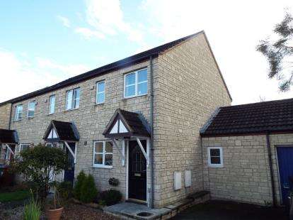 2 Bedrooms End Of Terrace House for sale in Redwing Close, Bicester, Oxfordshire