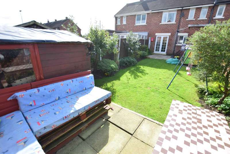 3 Bedrooms Terraced House for sale in Harbour Lane, Warton