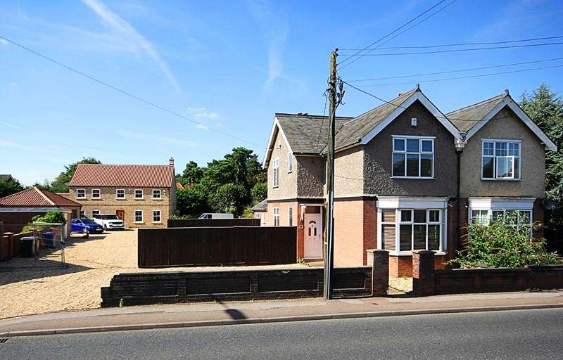 4 Bedrooms Semi Detached House for sale in London Road, Brandon