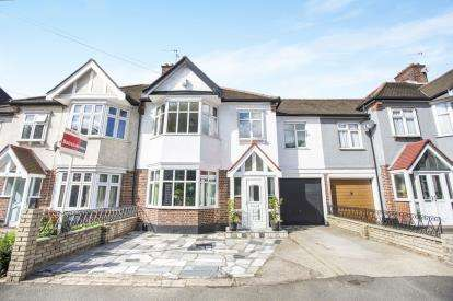 4 Bedrooms Terraced House for sale in Woodford New Road, Walthamstow, London