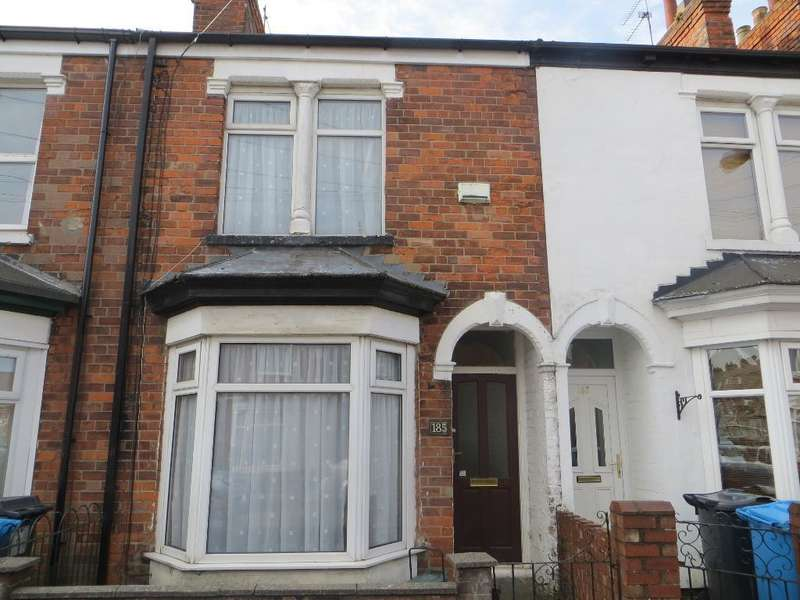 2 Bedrooms Terraced House for sale in Belvoir Street, Hull, HU5 3LS