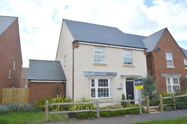 4 Bedrooms Detached House for sale in Port Stanley Close, Norton Fitzwarren, Taunton, Somerset