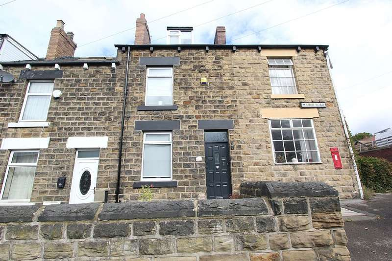 3 Bedrooms End Of Terrace House for sale in 80, Manor Road, Cudworth, Barnsley, South Yorkshire, S72 8DF