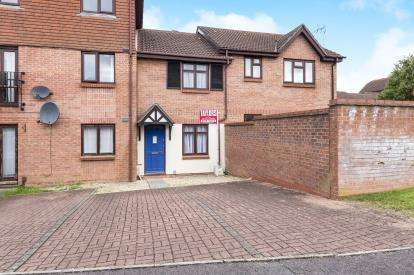 2 Bedrooms Terraced House for sale in Blaisdon Close, Abbeymead, Gloucester, Gloucestershire