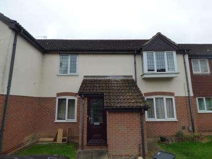 2 Bedrooms Maisonette Flat for sale in Swinford Hollow, Little Billing, Northampton, Northamptonshire