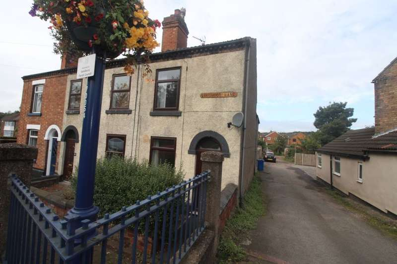 2 Bedrooms Property for sale in Longmoor Lane, Sandiacre, Nottingham, NG10