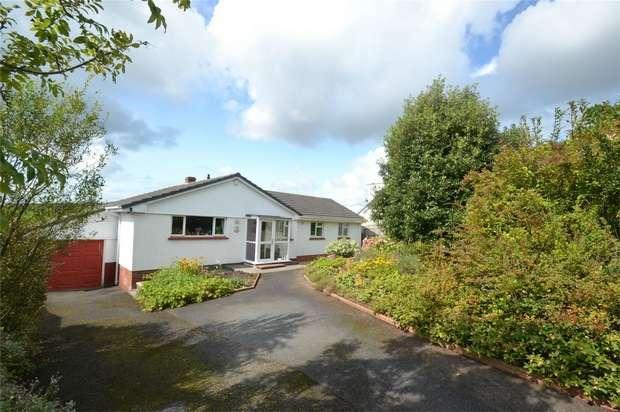 4 Bedrooms Detached Bungalow for sale in BISHOPS TAWTON, Barnstaple, Devon