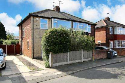 3 Bedrooms Semi Detached House for sale in Woodhouse Road, Doncaster
