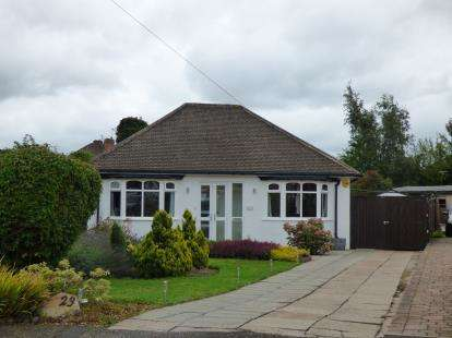 2 Bedrooms Bungalow for sale in Woodlands Avenue, Shelton Lock, Derby, Derbyshire
