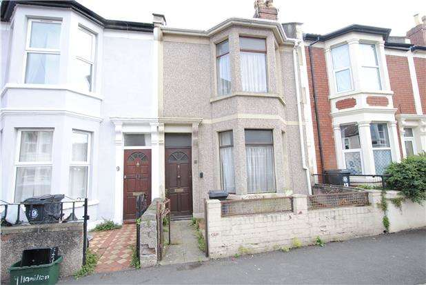 3 Bedrooms Terraced House for sale in Hamilton Road, Southville, Bristol, BS3 1PA