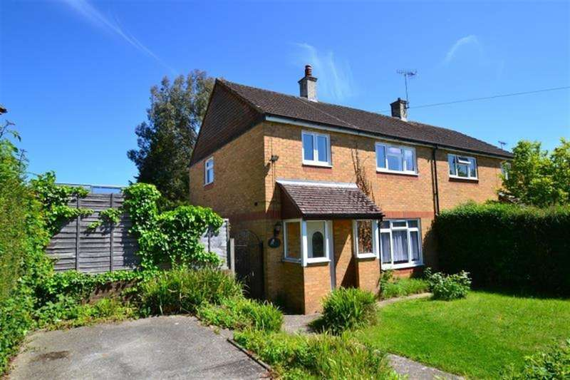 3 Bedrooms Semi Detached House for sale in Ashdown Road, Reigate, Surrey, RH2 7QW