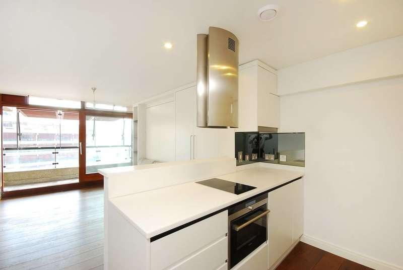 Studio Flat for sale in Frobisher Crescent, Barbican, EC2Y