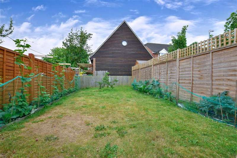 2 Bedrooms Terraced House for sale in Priory Road, Tonbridge, Kent