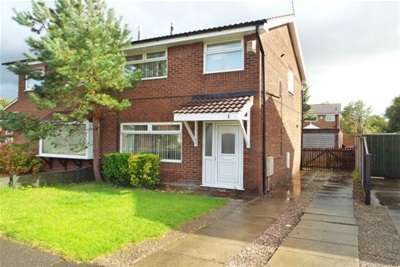 3 Bedrooms Semi Detached House for rent in Tunstall Close, Greasby