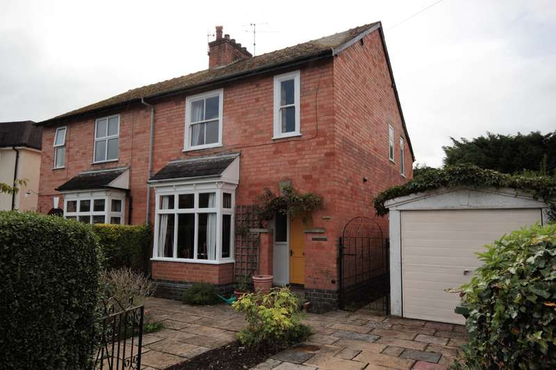 3 Bedrooms Semi Detached House for sale in St Dunstans Crescent, Battenhall, Worcester, WR5