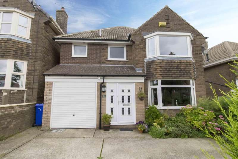 4 Bedrooms Detached House for sale in Crimicar Lane, Sheffield, S10