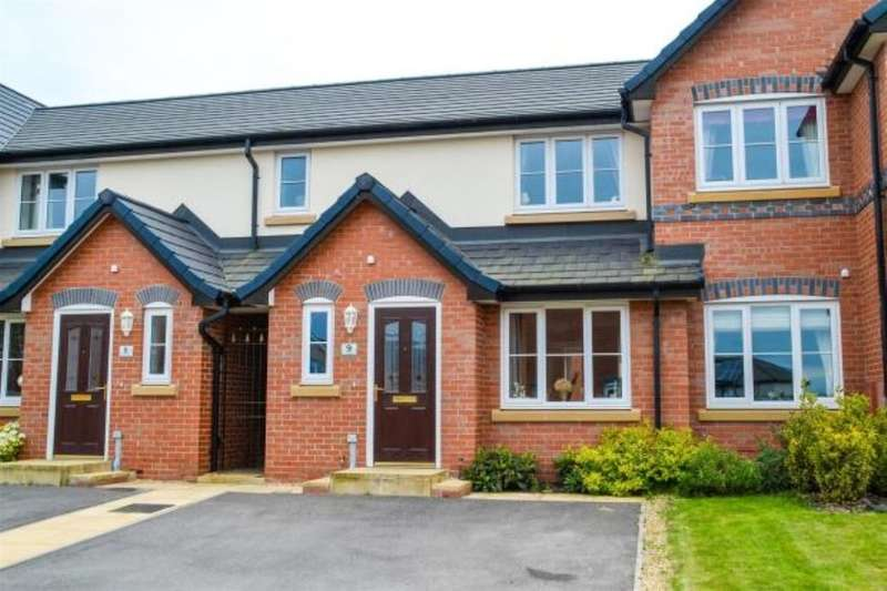 2 Bedrooms Terraced House for sale in Murrayfield Close, Chorley, PR7