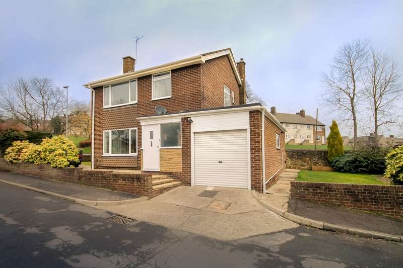 3 Bedrooms Detached House for sale in St. Brandons Grove, Brandon, Durham, DH7