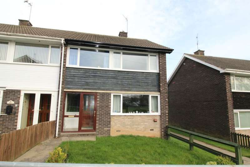 3 Bedrooms Semi Detached House for sale in Farnham Road, DURHAM, DH1