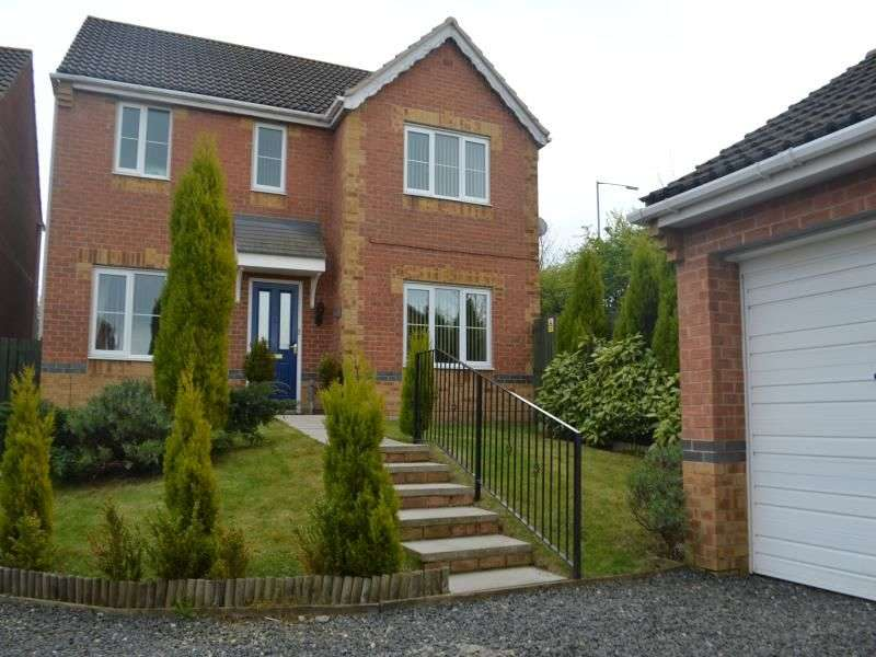 4 Bedrooms Detached House for sale in Primrose Drive, Shildon, DL4