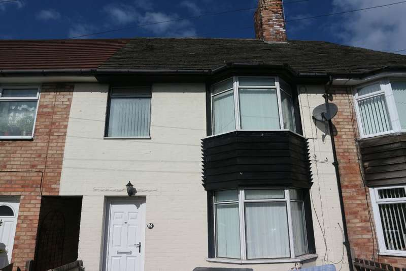 3 Bedrooms Terraced House for sale in Linner Road, Liverpool, L24