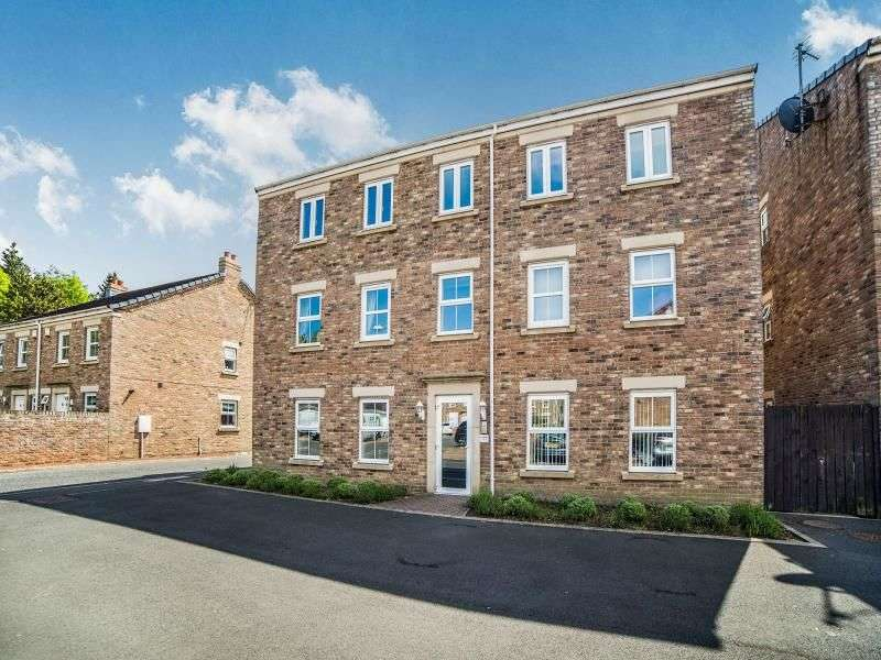 2 Bedrooms Flat for sale in Aysgarth, Cramlington, NE23