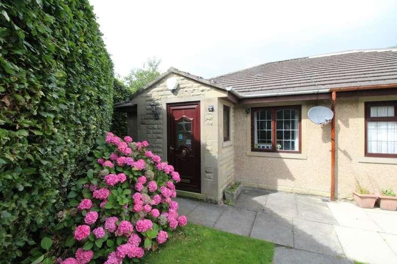 2 Bedrooms Semi Detached Bungalow for sale in Atrium Court, Burnley, BB11