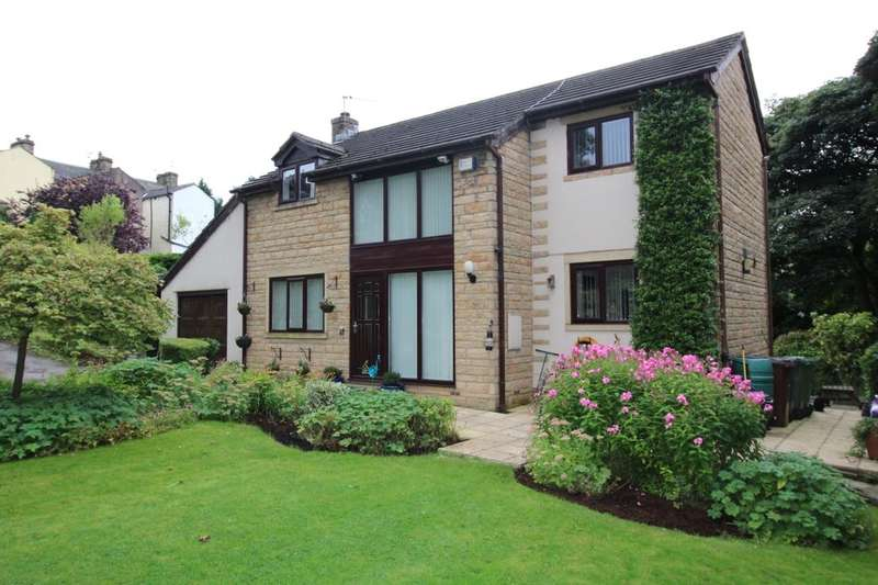 2 Bedrooms Detached House for sale in Clitheroe Road, Brierfield, Nelson, BB9