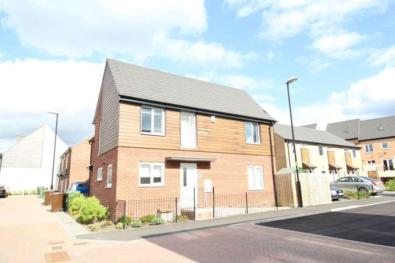 2 Bedrooms Semi Detached House for sale in Parkside Court, Seacroft, Leeds, LS14