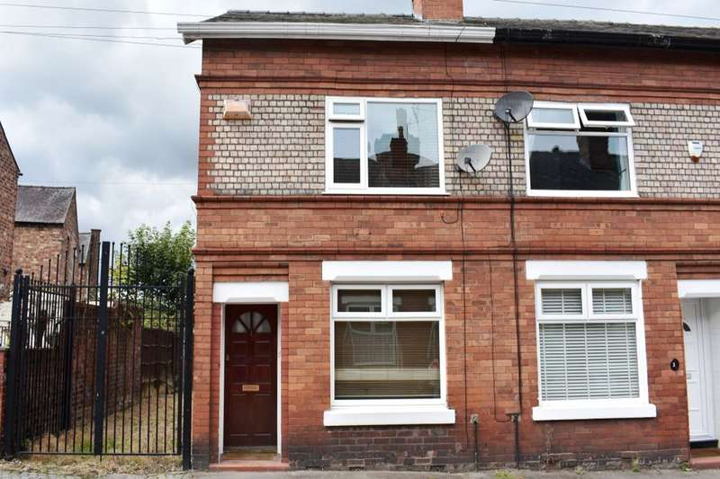 2 Bedrooms Terraced House for sale in Consul Street, Northenden , Manchester, M22