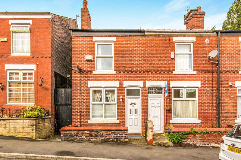 2 Bedrooms Terraced House for sale in Freemantle Street, Stockport, SK3