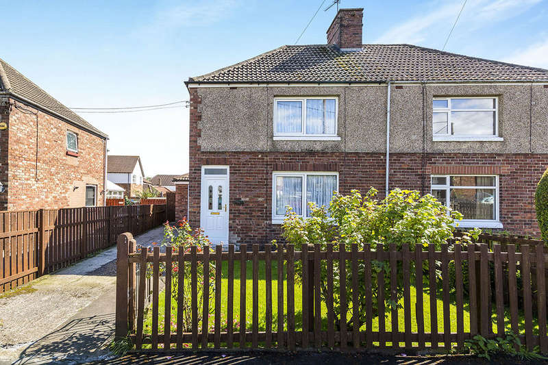 4 Bedrooms Semi Detached House for sale in Berry Avenue, Trimdon Grange, Trimdon Station, TS29