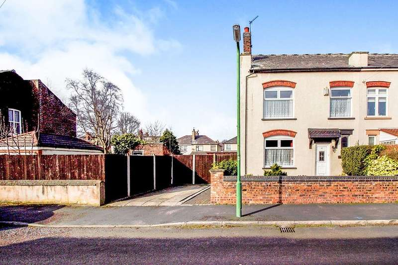 3 Bedrooms Semi Detached House for sale in Moorgate Avenue, Liverpool, L23