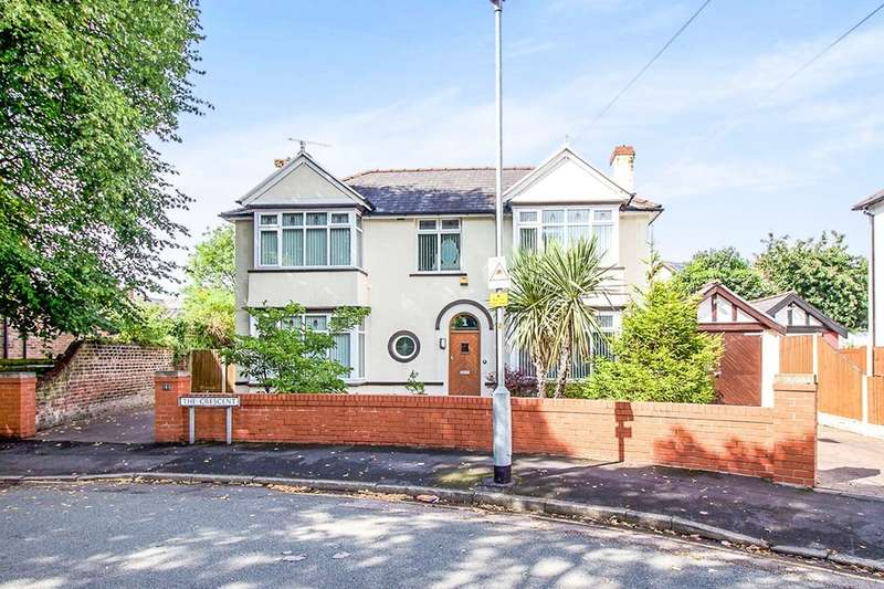4 Bedrooms Detached House for sale in The Crescent, Waterloo, Liverpool, L22
