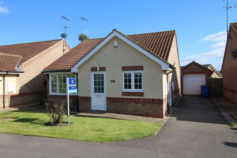 2 Bedrooms Detached Bungalow for sale in Newland Close, Driffield, YO25