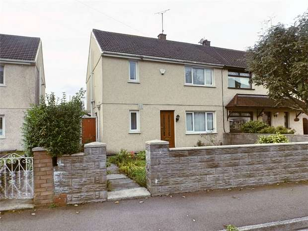 3 Bedrooms Semi Detached House for sale in Rhodes Avenue, Aberavon, Port Talbot, West Glamorgan