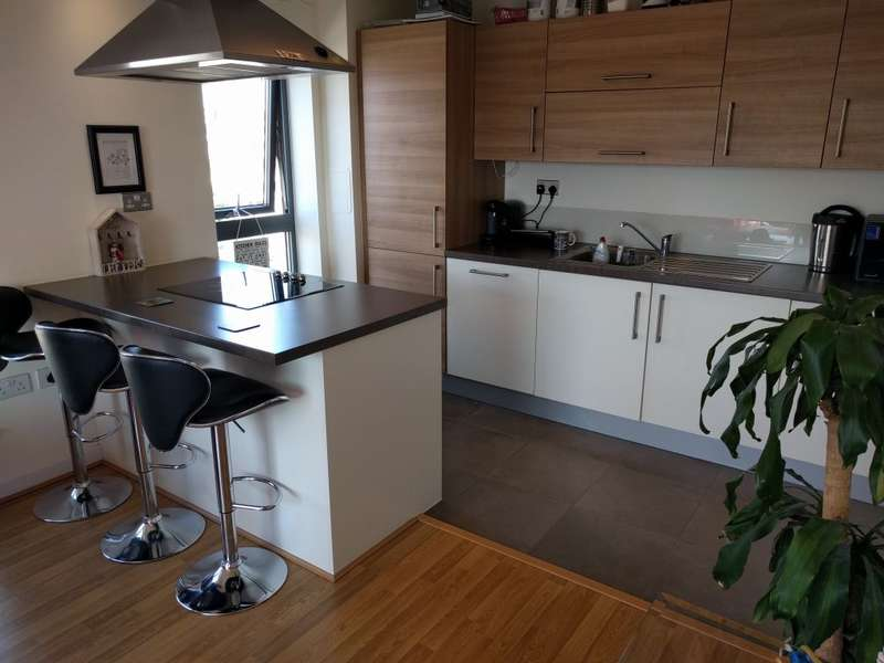 2 Bedrooms Flat for sale in Blackett Apartments, London, E3 4TX